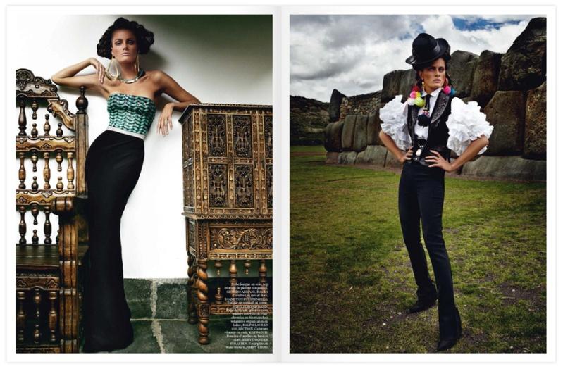 Vogue Paris - Inca-1