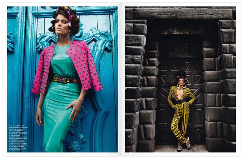 Vogue Paris - Inca-2