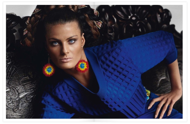 Vogue Paris - Inca