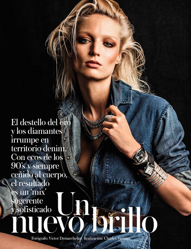 Vogue Spain : A New Glow