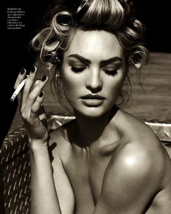 Vogue Spain : Sexy Tan