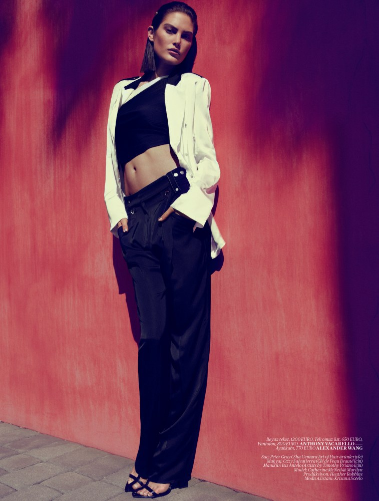 Vogue Turkey - Black And White-4