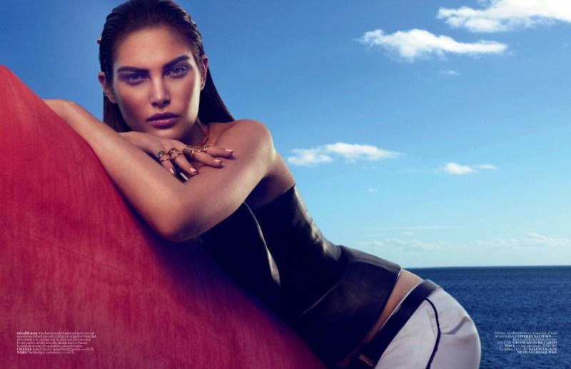 Vogue Turkey - Black And White-6