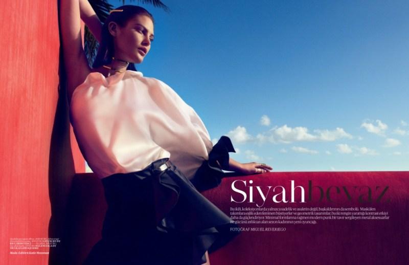 Vogue Turkey - Black And White-7