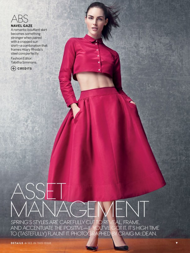 Vogue US : Asset Management