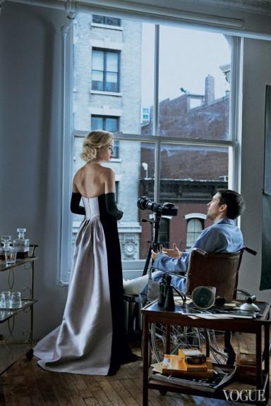 Vogue US - Window Dressing