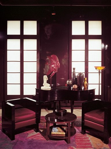 Yves Saint Laurent's Timeless Left Bank Apartment-3