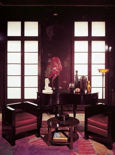 Yves Saint Laurent's Timeless Left Bank Apartment-3
