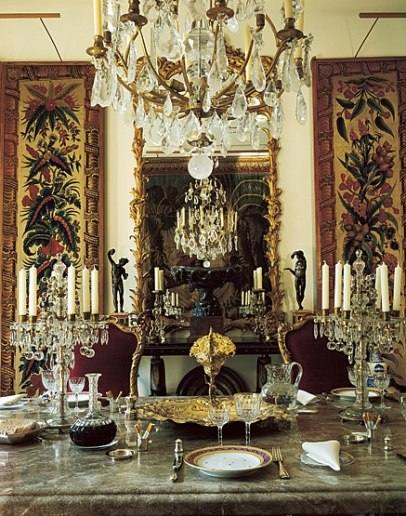 Yves Saint Laurent's Timeless Left Bank Apartment-4
