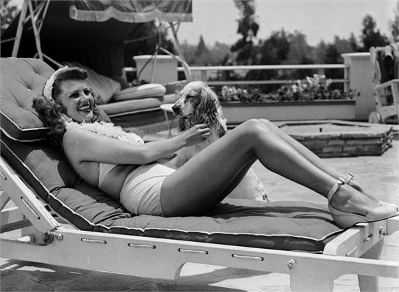 Rita Hayworth, 1946 © Getty Images