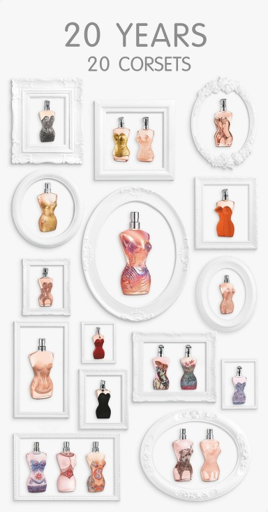 Classique Perfumes by Jean Paul Gaultier