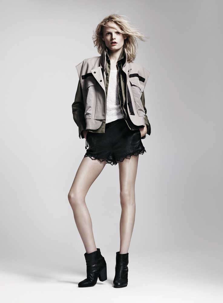 5F x Elle Magazine