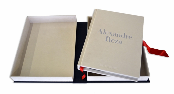 Alexandre Reza by Vivienne Becker