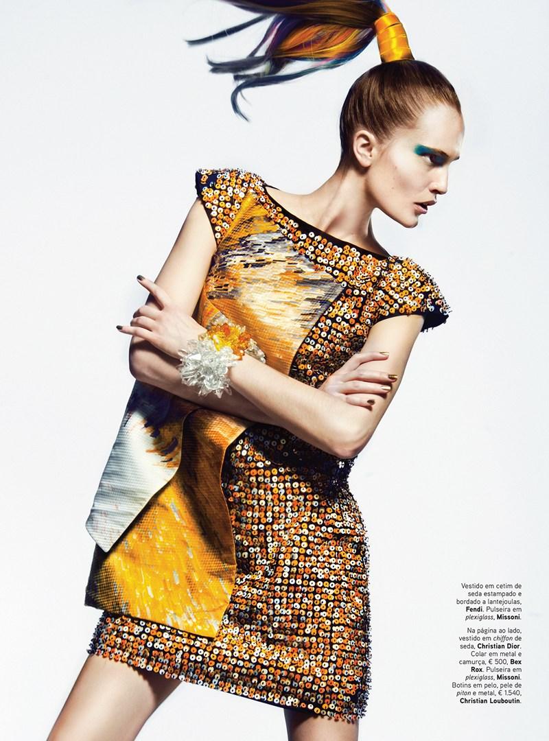 Vogue Portugal : Comportamento Padrão (Behavior Pattern)