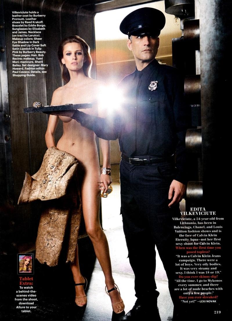 Allure Magazine : Body Beautiful