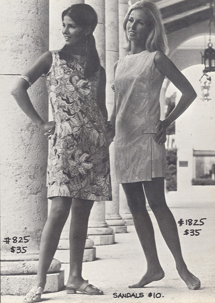 An early Lilly Pulitzer catalog