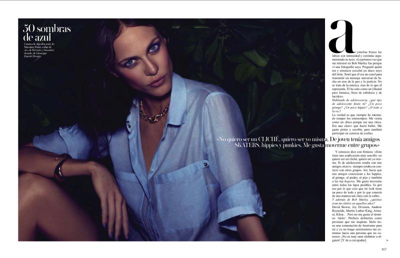 Vogue Spain : Pasion De Juventud