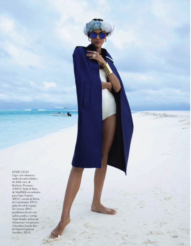 Vogue Spain : Ave Del Paraiso