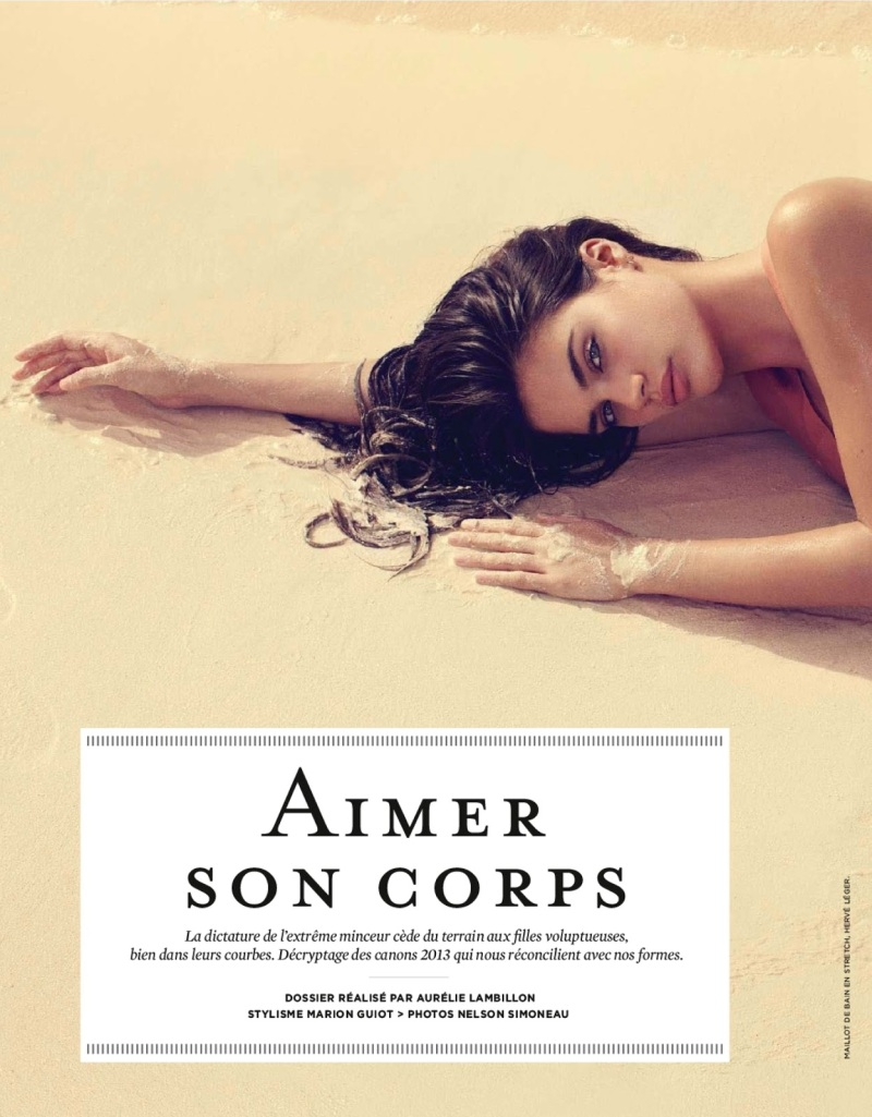 BE Magazine : Aimer Son Corps ( loving your body )