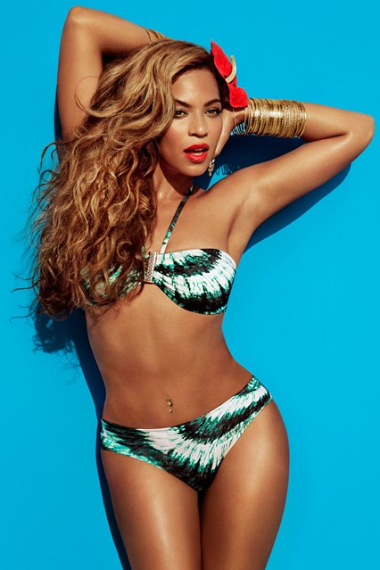 Beyoncé For H&M Summer 2013 Campaign