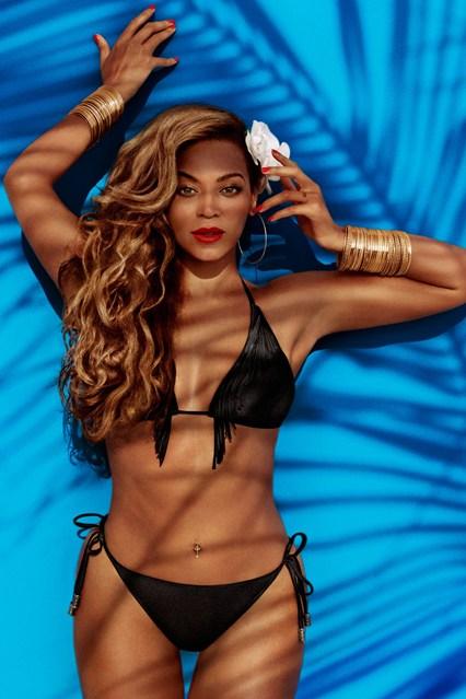 Beyoncé For H&M Summer 2013 Campaign