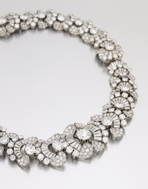 Gina Lollobrigida , Jewels Auction :  Bulgari 1954
