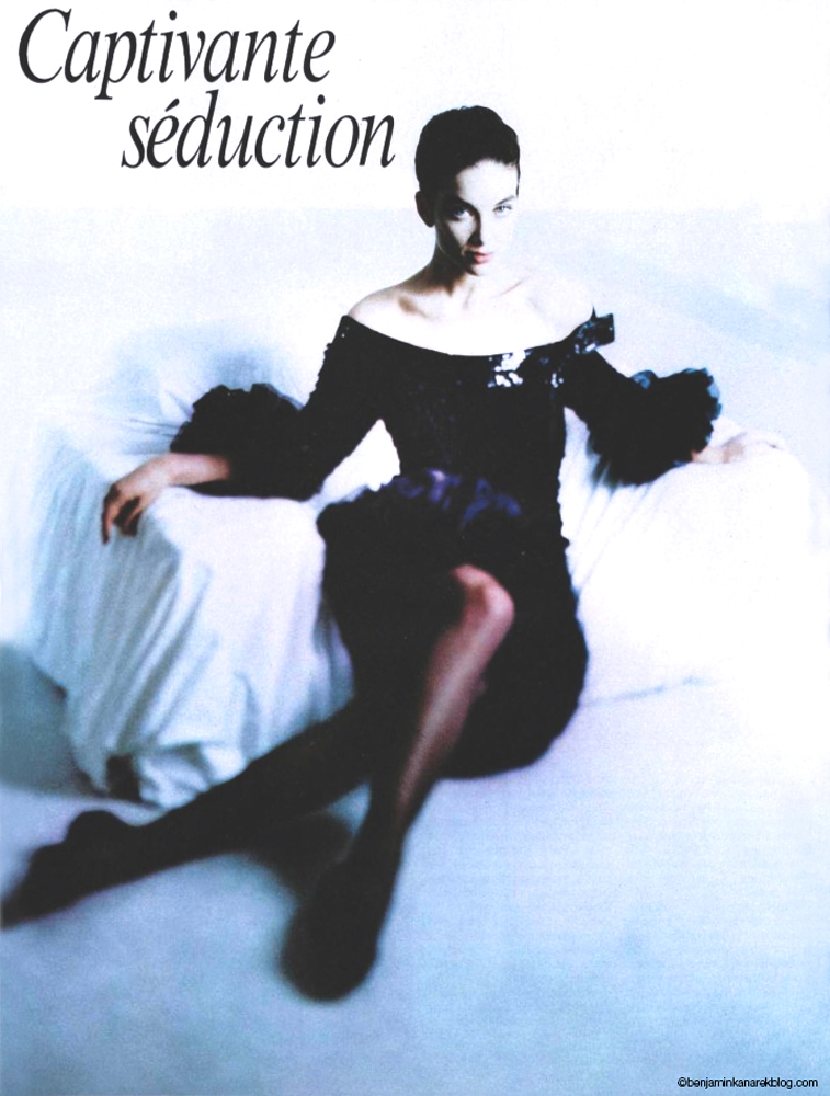 Captive Séduction By Benjamin Kanarek For L'Officiel Paris 1988