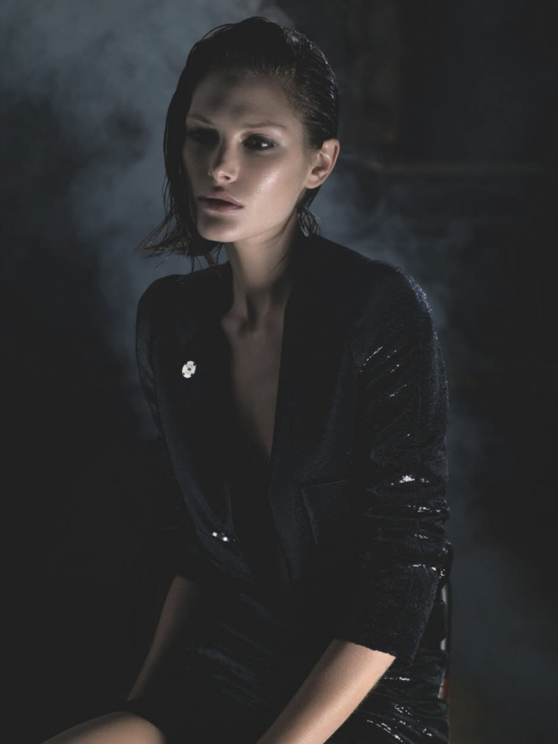Catherine Mcneil by Wing Shya for Numéro #143 May 2013