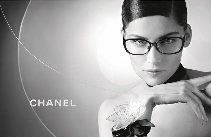 Chanel Eyewear Spring/Summer 2013 Ad Campaign