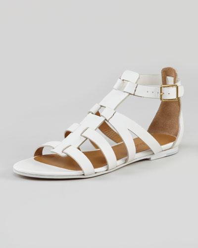 Chloe Flat Gladiator Sandal