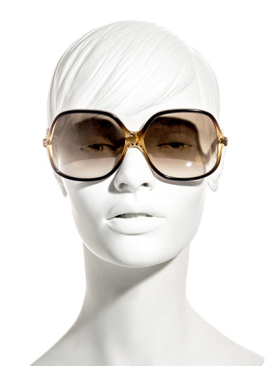 CUTLER AND GROSSLarge square sunglasses