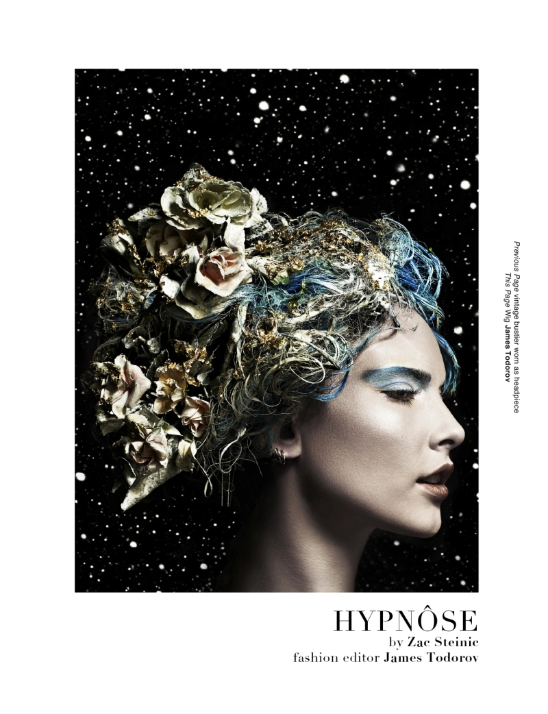 Faint Magazine : Hypnose