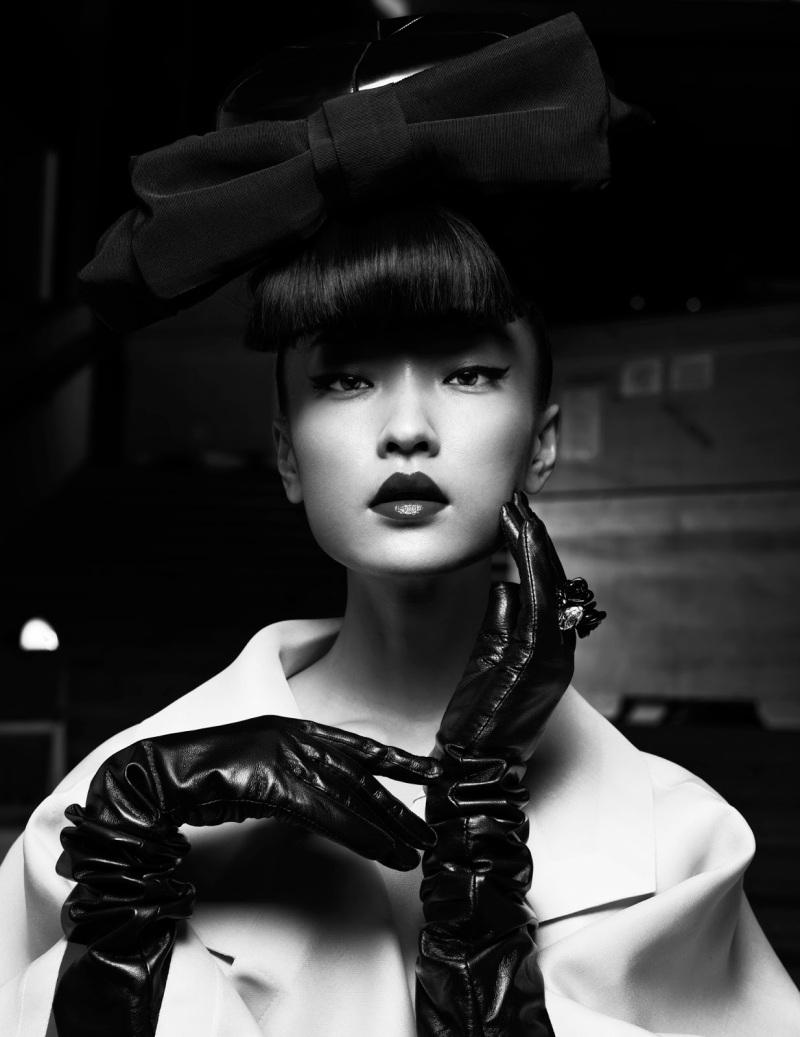 Du Juan By Yin Chao For Numéro #28 April 2013
