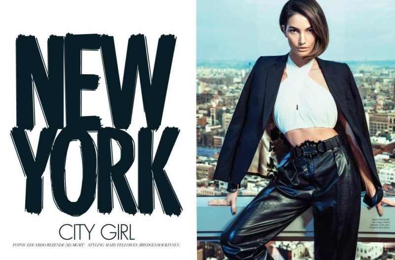 Elle Brazil : New York City Girl