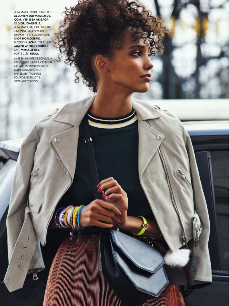 Elle France : Macadam Princess