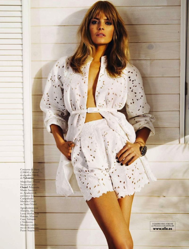 Elle Spain : Codigo Hamptons