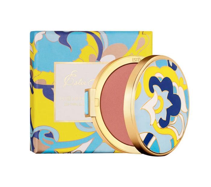 Estée Lauder Mad Men Collection See-Thru Blush Turn on your cheeks to a limited-edition powder blush inspired by the Award Winning AMC Drama Mad Men. Creates a daringly sheer, natural look. The Light Show shade captures the cheeky, fresh-faced '60s look perfectly. Inspired by the rock-concert light shows and see-through, cut-out fashions that made the era swing. Compact case and carton are replicas of actual designs from Estée Lauder's '60s era collections.
