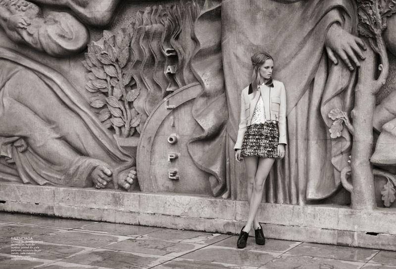 Elle Romania : Palais De Paris