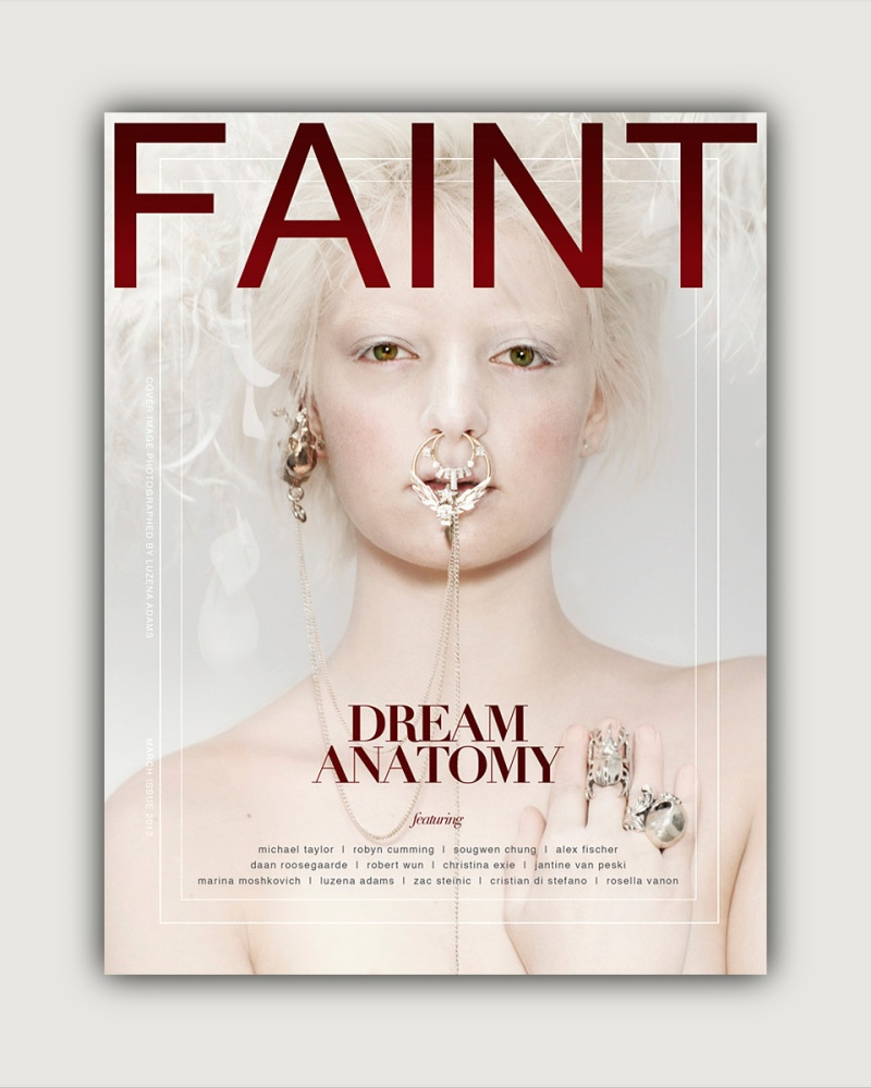Faint Magazine : Sleeping Beauty