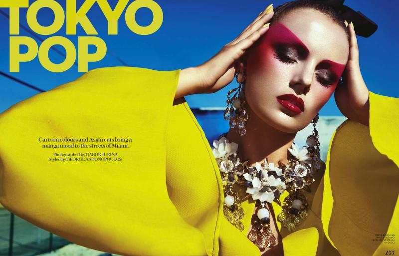 Fashion Canada - Tokyo Pop