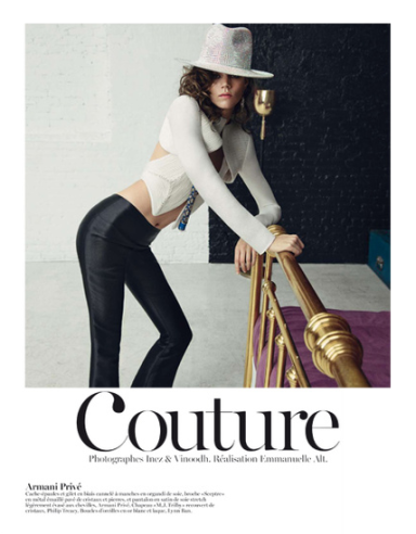 Vogue Paris : Couture