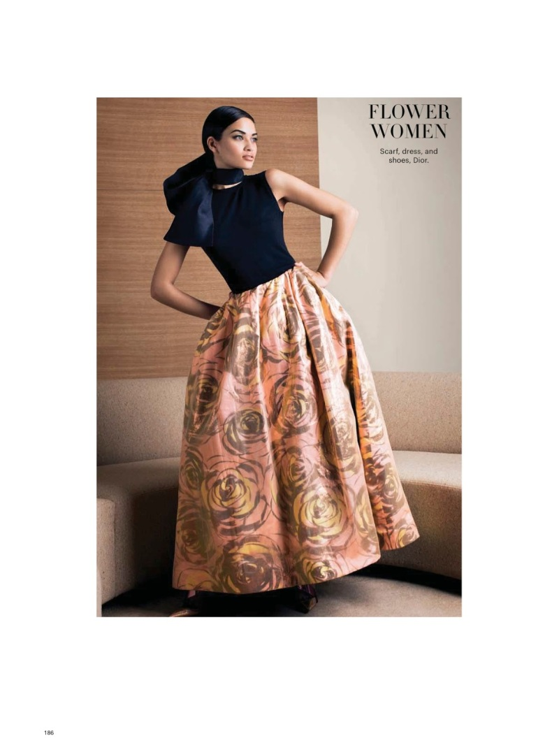 Harper's Bazaar India : The New New Look