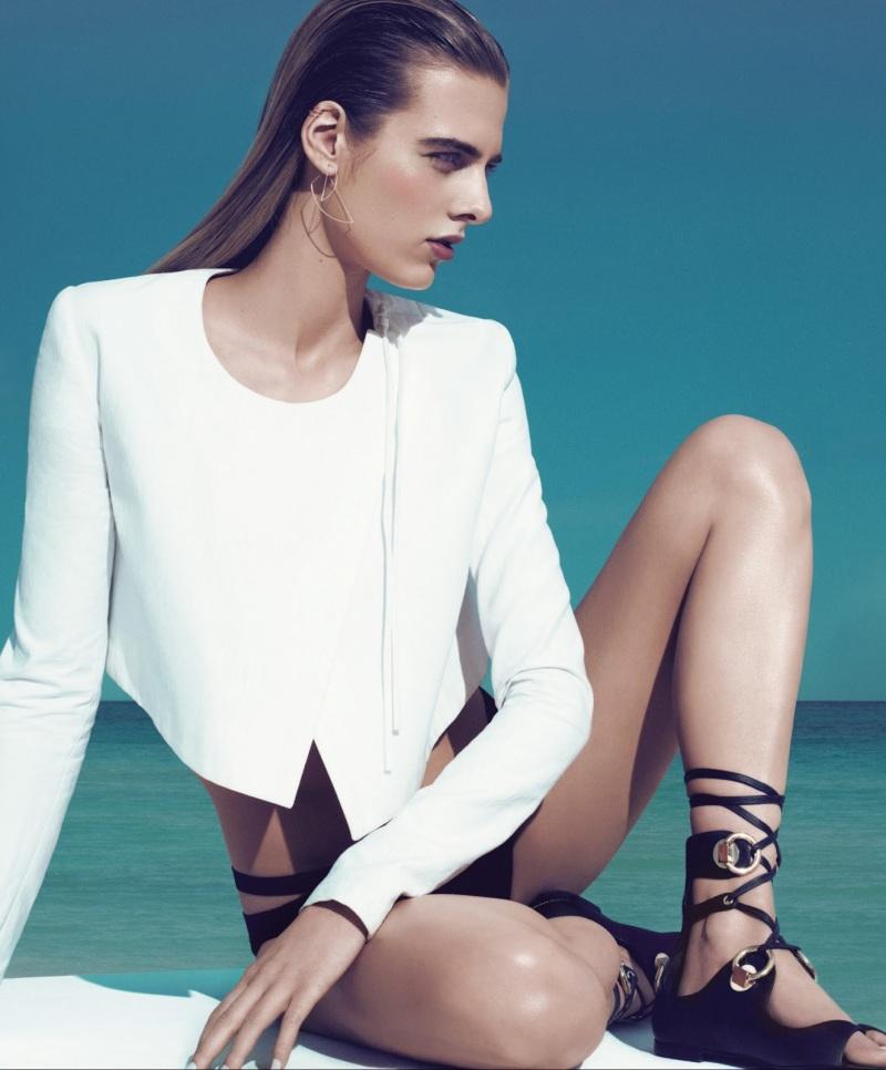 Harper's Bazaar US : Chic Easy Pieces