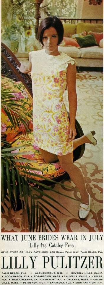 June brides love Lilly...was true then and now!