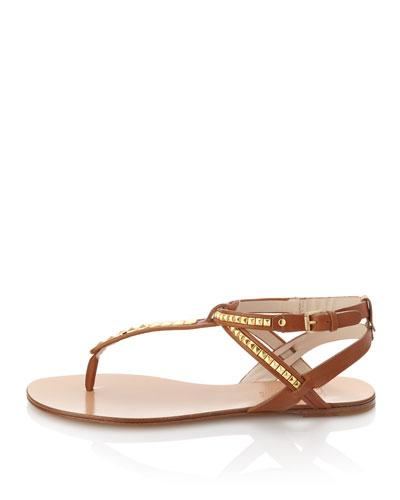 KORS Michael Kors Jaina Studded Sandal