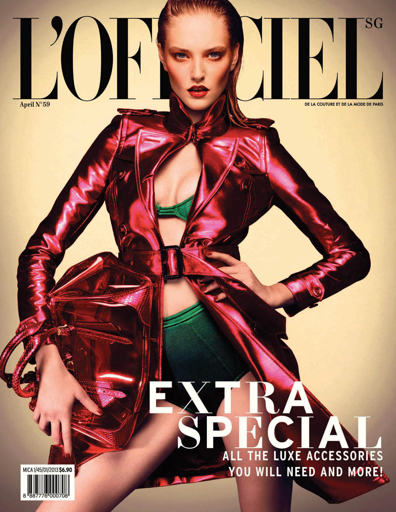 L'Officiel Singapore April 2013