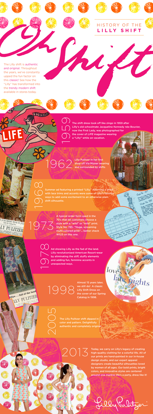 Lilly Pulitzer - The Story