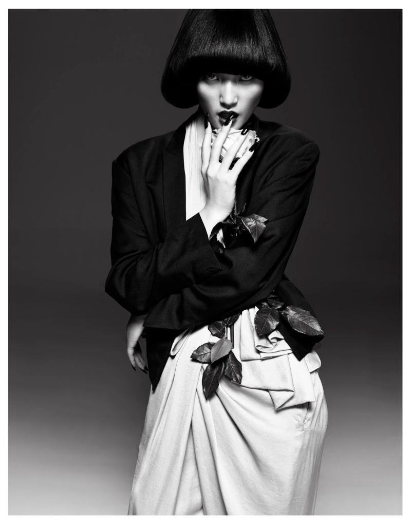 Harper's Bazaar China : The Gentle Woman