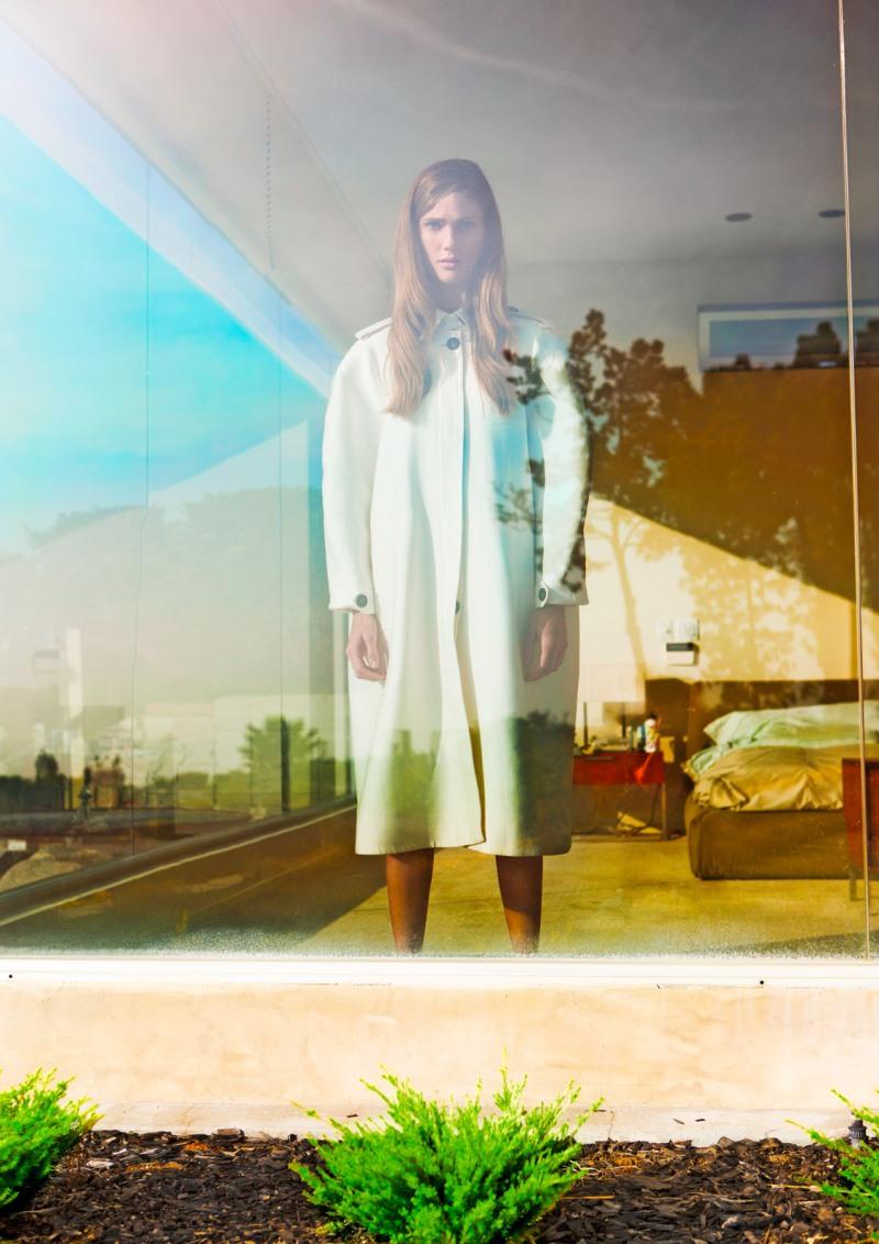 Lindsay Lullman by Henrik Halvarsson for Flair Germany May 2013!