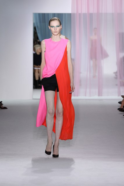 Look 35 from Dior's spring/summer 2013 collection.